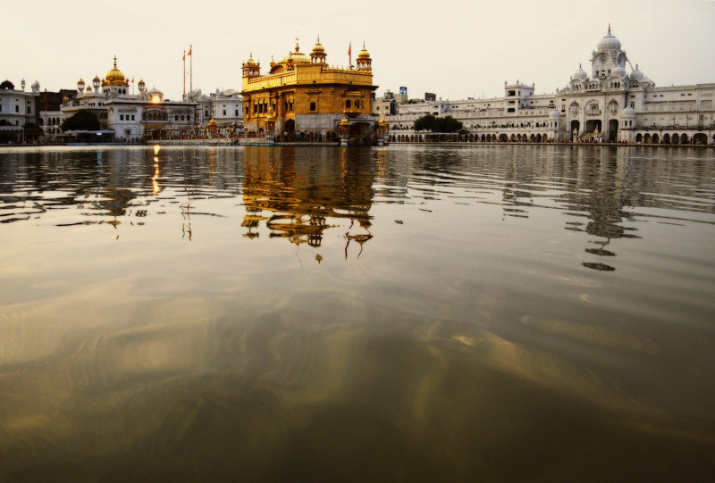 photoblog image Golden Temple of Amritsar    -India Agost 2008-