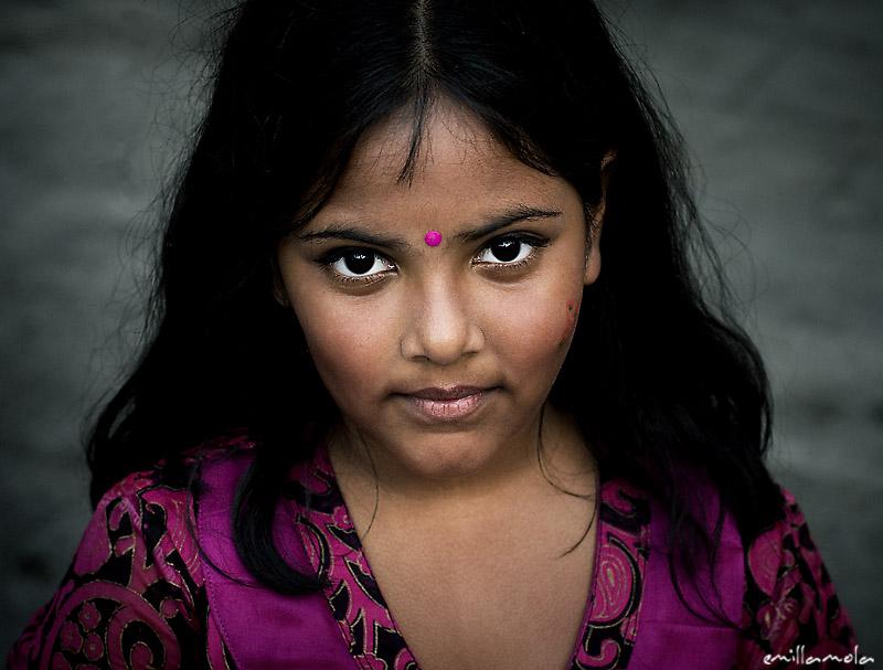 photoblog image La princesa de Bangladesh