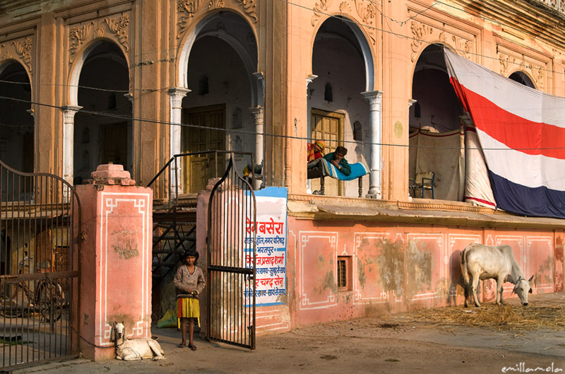 photoblog image Old Town Hall Barhatpur